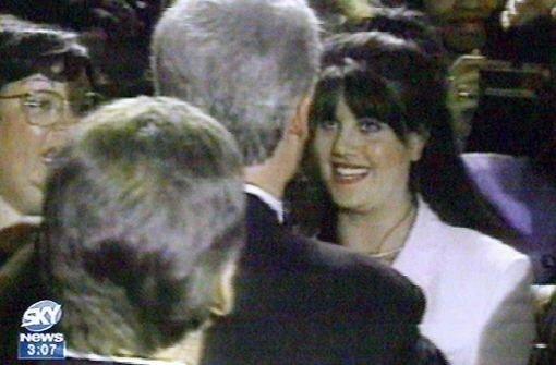 Bill Clinton hat mich ausgenutzt