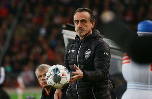 Clublegende Günther Schäfer appelliert an die Vernunft der VfB-Fans