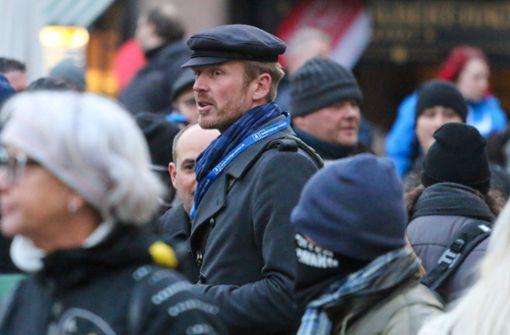 Verurteilter Neonazi kommt zufällig in Straßenumfrage zu Wort