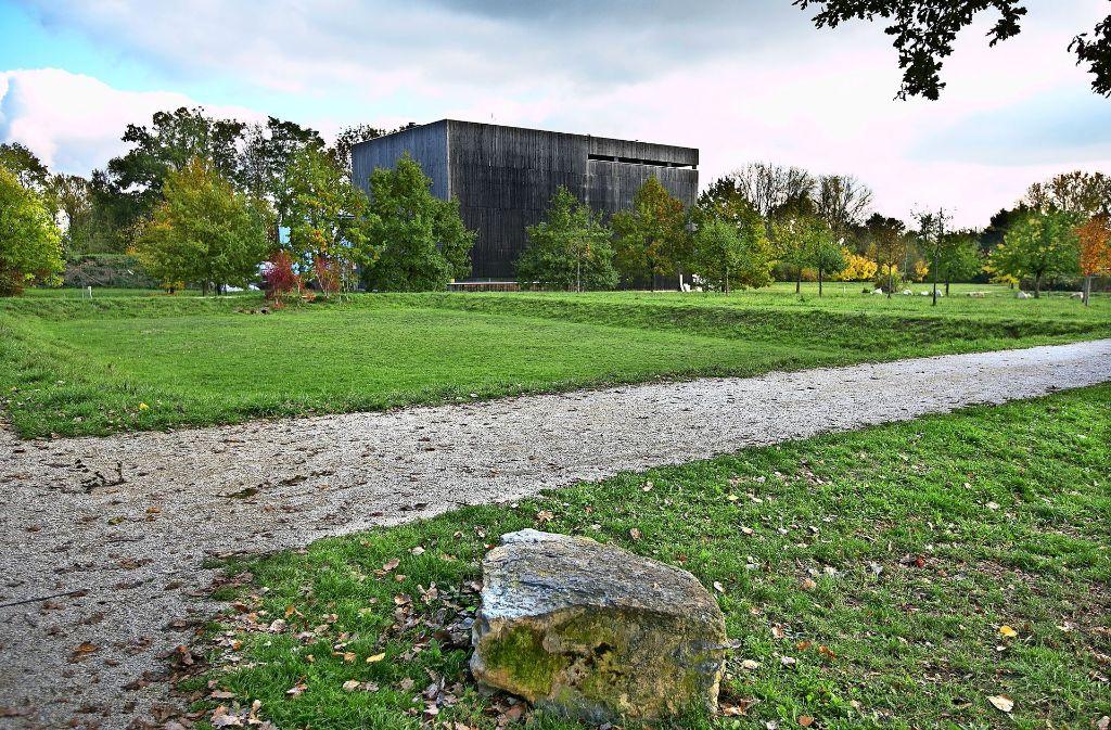 Ob der Landkreis Esslingen neben dem Holzheizkraftwerk eine Flüchtlingsunterkunft baut, ist ungewiss. Foto: Horst Rudel/Archiv