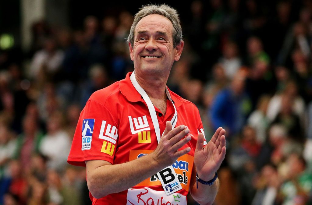 Findet viel Lob für den neuen Bundestrainer: Der Göppinger Bundesligacoach Rolf Brack. Foto: Baumann