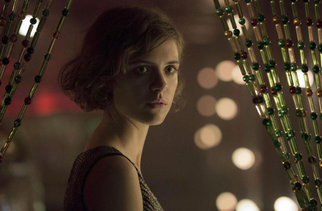 """Liv Lisa Fries spielt eine der Hauptrollen in der Serie """"Babylon Berlin"""", die beim Grimme-Preis   erfolgreich war. Foto: Sky"""