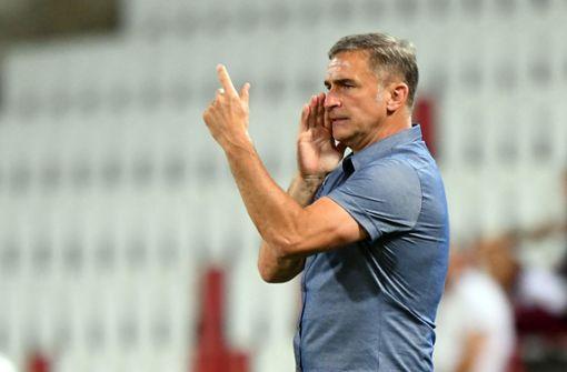 Was den deutschen Trainer Stefan Kuntz auszeichnet