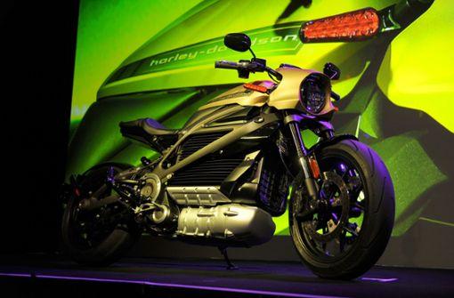 Harley-Davidson stellt sein erstes Elektro-Motorrad vor