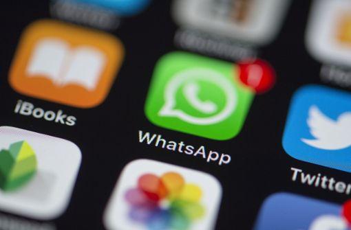 WhatsApp will alte Daten löschen
