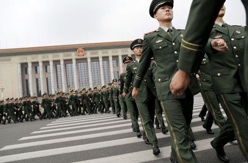 China am Hebel