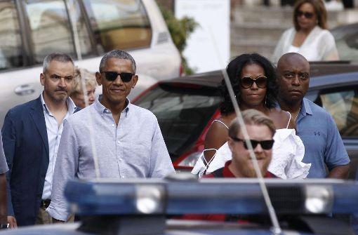 Dolce Vita für Barack Obama