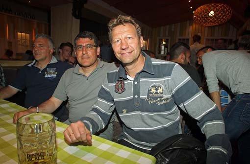 Stuttgarter Kickers entfliehen auf dem Wasen ihren Abstiegssorgen