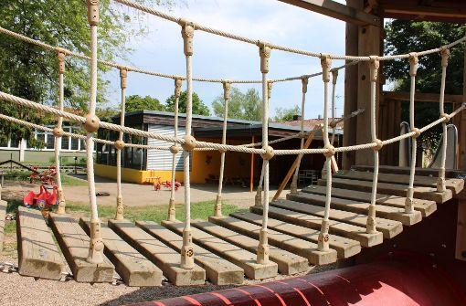 Evangelischer Kindergarten wird saniert und erweitert