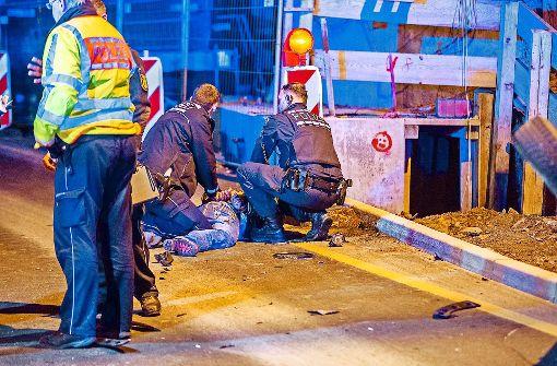 Beamten wird Körperverletzung vorgeworfen