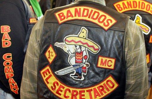 Land entwaffnet Rockerbanden