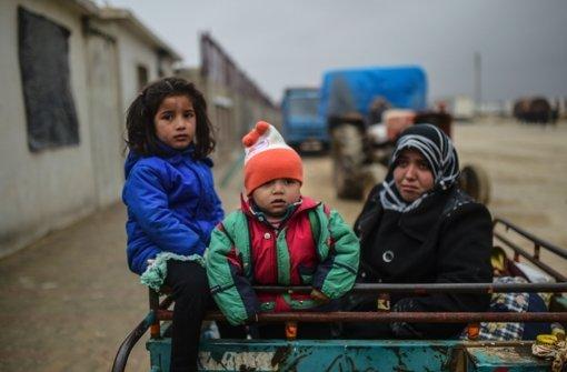 Die nächste Tragödie in Syrien