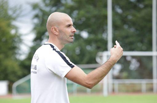 Ioannis Tsapakidis im Trainerteam