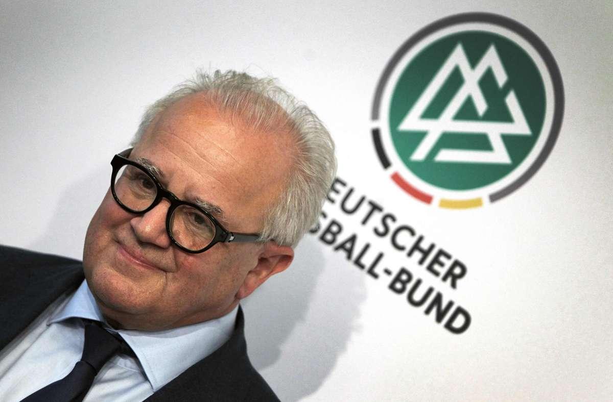Fritz Keller war am Montag von seinem Amt zurückgetreten (Archivbild). Foto: AFP/DANIEL ROLAND