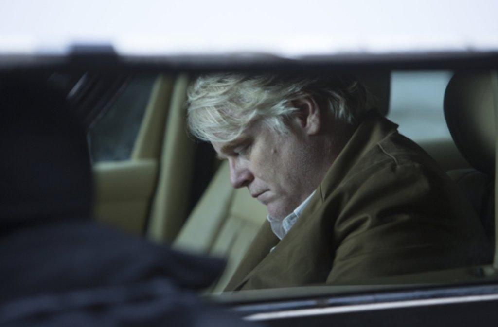 Philipp Seymour Hoffmans letzte Rolle: Der Geheimdienstmann Günther Bachmann in A Most Wanted Man. Foto: Senator