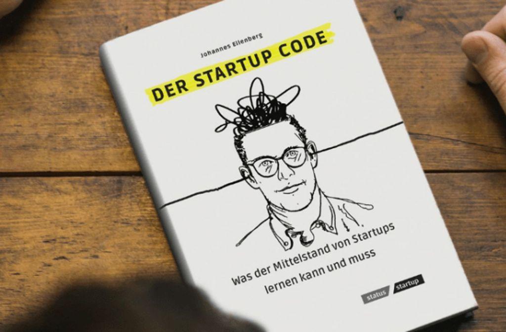 Johannes Ellenberg möchte Mittelständler von der Kooperation mit Startups überzeugen. Foto: Ellenberg