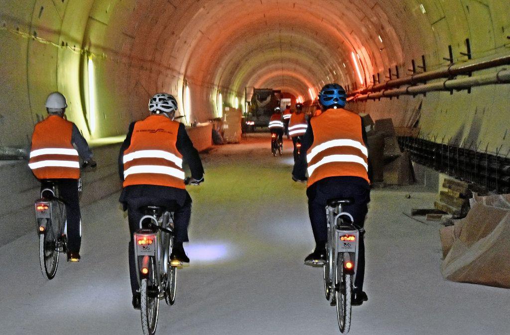 Tunnel Karlsruhe