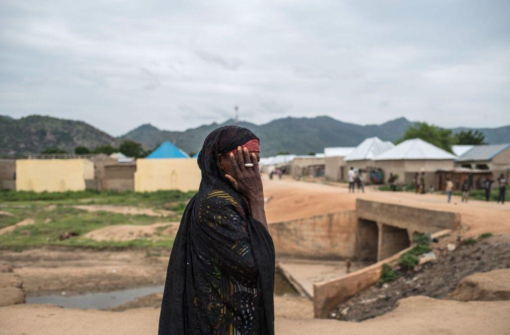 Verzweiflung in Nigeria nach blutigen Anschlägen (Symbolbild). Foto: AFP