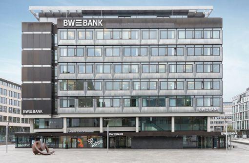 Vorstand der BW-Bank  künftig deutlich kleiner