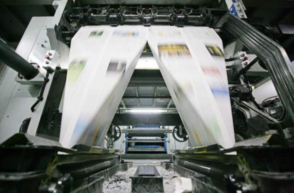 Die Tageszeitungen erleiden seit Jahren Auflageneinbußen. Dies hat Folgen für die Arbeitsbedingungen der Mitarbeiter. Foto: Zweygarth