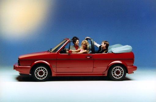 Die Historie des VW Golfs