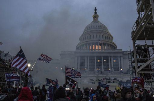 USA nach dem Sturm: Impeachment, Amtseinführung und Militär