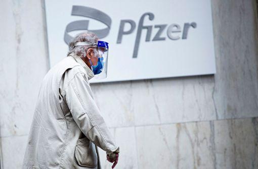 EMA prüft Booster-Impfung  von Pfizer