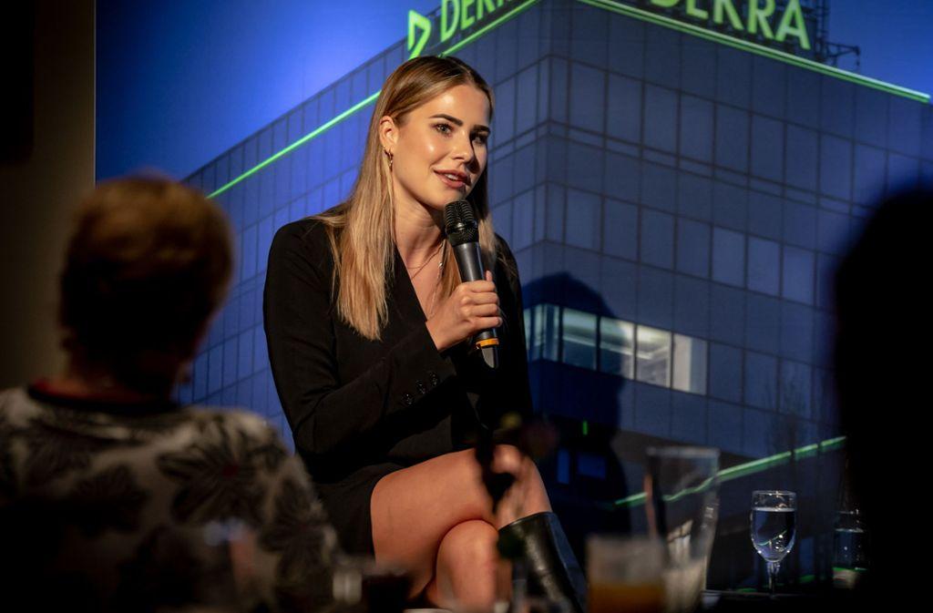 Miss Germany 2018: Anahita Rehbein Foto: Lichtgut/Julian Rettig