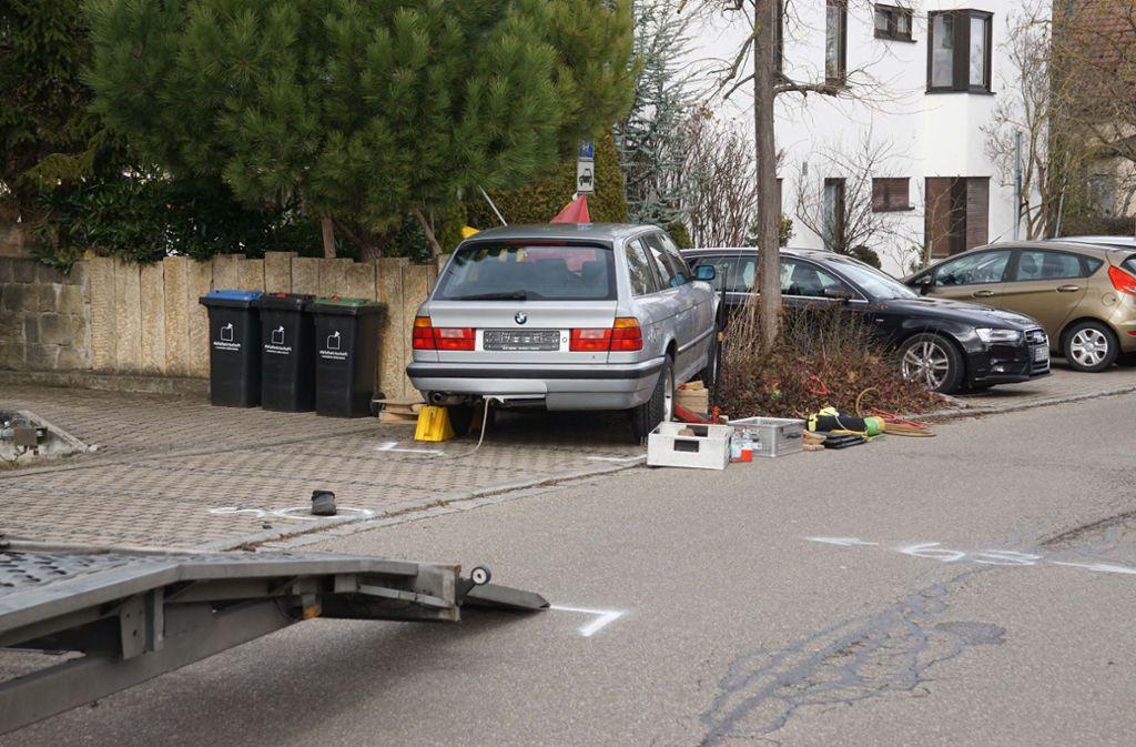 Ein 39-Jähriger ist bei einem Arbeitsunfall in Schönaich ums Leben gekommen. Foto: SDMG/Dettenmeyer