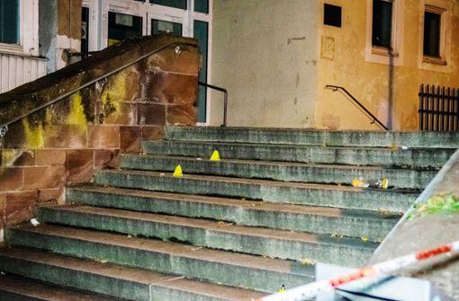 Blutige Spuren für die Ermittlungsgruppe Austria