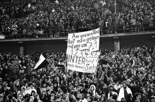 50 Jahre Büchsenwurf – das war das Skandalspiel am Bökelberg