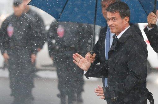 Valls fordert europäische Flüchtlingspolitik