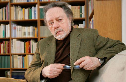 Ein Solitär der deutschen Literatur