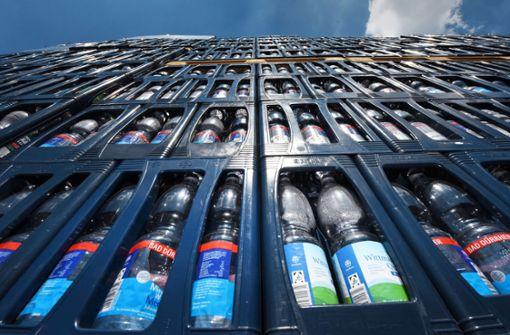 Mineralwasser, ein Milliardenmarkt