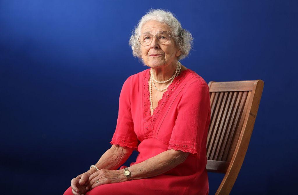 Die britische Staatsbürgerin ist im Alter von 95 Jahren gestorben. Foto: Getty Images