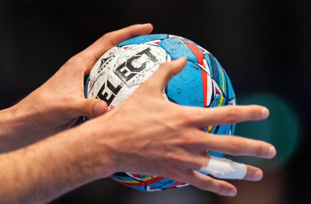 Neben den Weltmeisterschaften findet auch die Handball-EM 2024 in Deutschland statt. Foto: dpa/Robert Michael