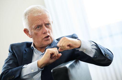 Fritz Kuhn kritisiert Union: Machen systematisch die AfD fett