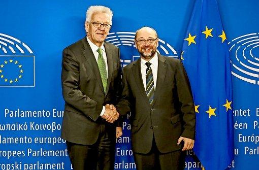 Kretschmann plant Europa-Konvent