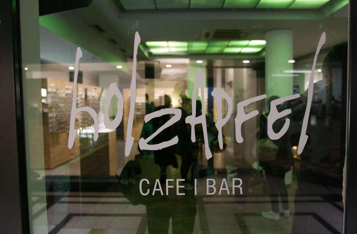 Die Umsatzeinbußen durch Corona haben zur Schließung des Café Holzapfel in Stuttgart geführt. Foto: Christian Hass Stuttgart