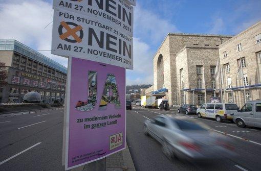 Höchst umstritten: Der geplante Tiefbahnhof in Stuttgart Foto: Steinert