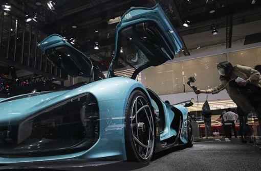 E-Autos: Verpasst Deutschland den Anschluss an China?