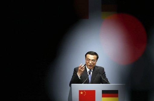China nimmt neue Rolle ein