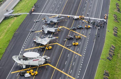 China droht USA mit Sanktionen bei Waffenverkauf an Taiwan