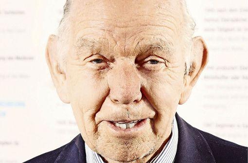 Langjähriger Eberspächer-Chef ist gestorben