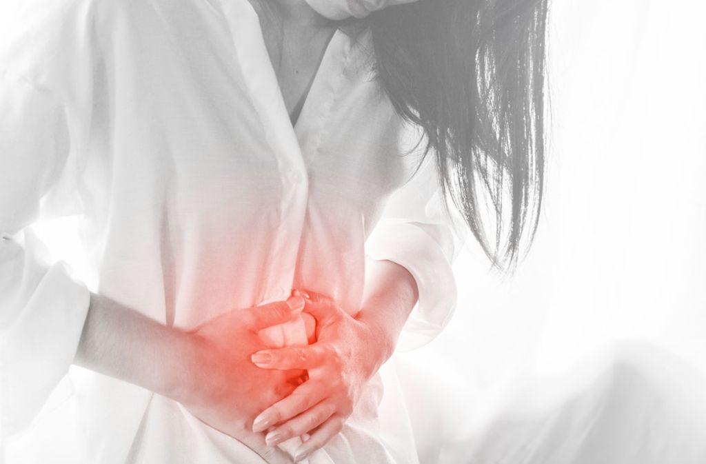 Einige Frauen leiden Höllenschmerzen – nicht nur während ihrer Periode. Foto: Adobe Stock/doucefleur