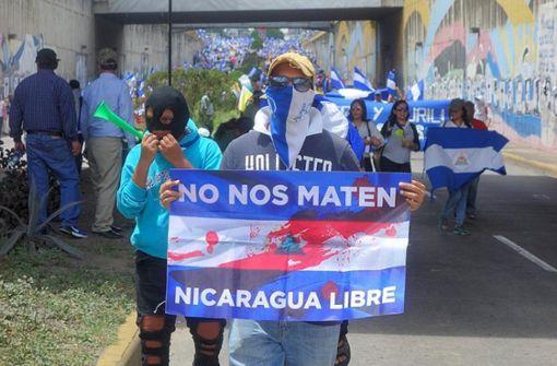 Kampf um ein neues Nicaragua