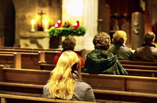 Was die Kirchen für Weihnachten planen
