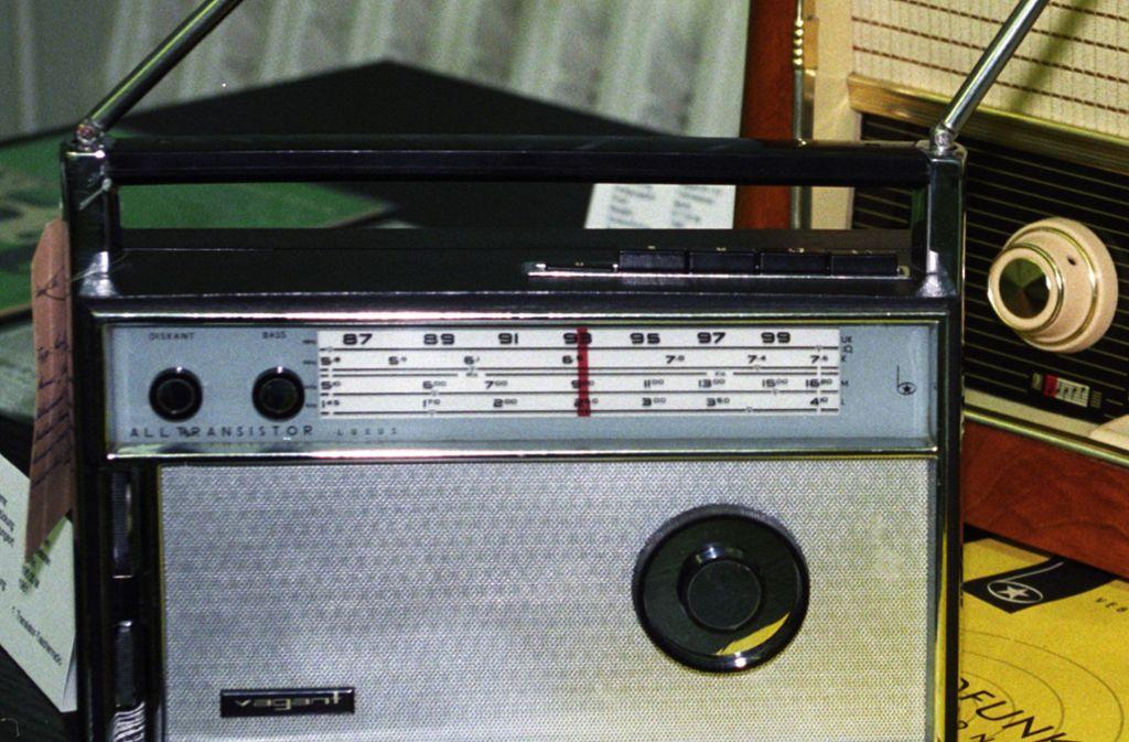 Deutlich über 80 Prozent der Radiohörer empfangen ihre Programme über UKW. Foto: dpa