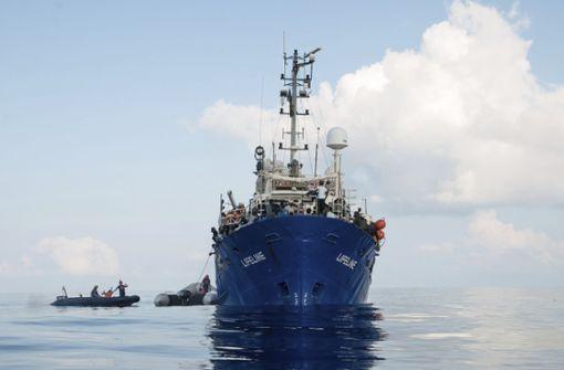 """Lifeline"" darf in Malta anlegen"