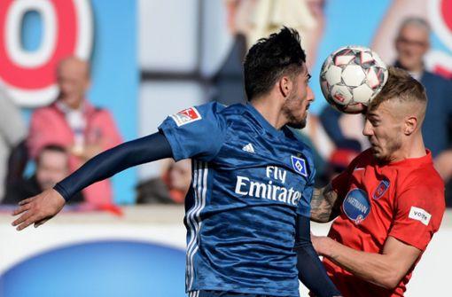 Ex-VfB-Spieler Berkay Özcan trifft erneut für HSV